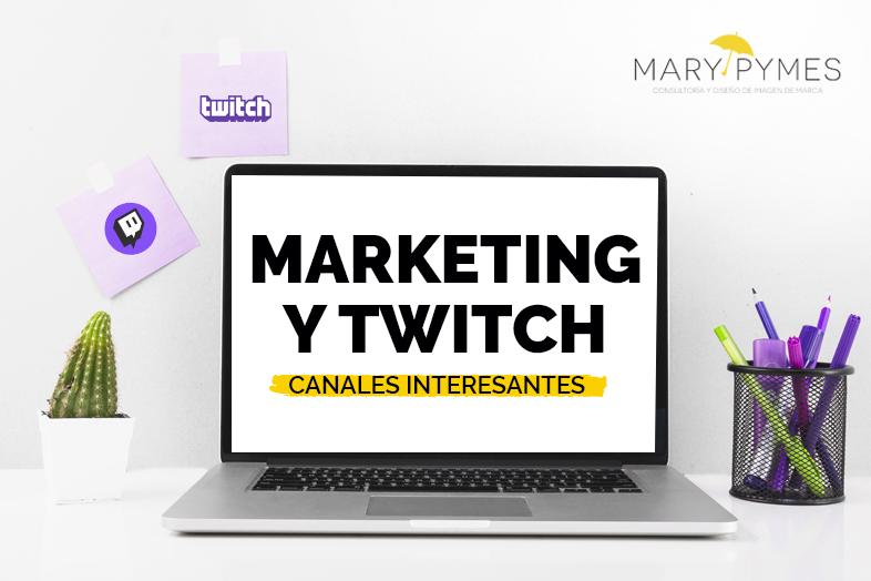 marketing en twitch